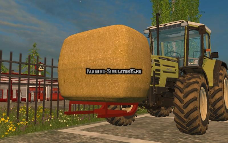 мод опрыскиватель Hardi FT600 v 2.0 Farming Simulator 2015