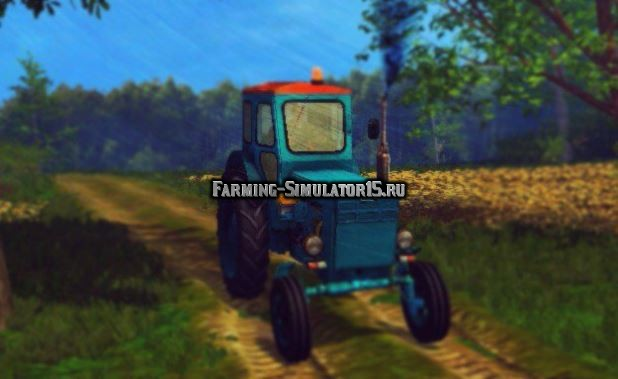 Мод трактор ЛТЗ Т-40 v 2.0 Фермер Симулятор 2015