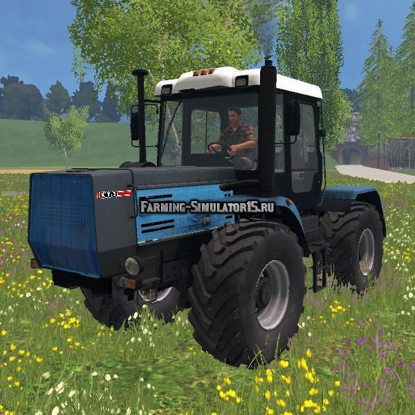 Мод трактор ХТЗ HTZ 17221 v Final Фермер Симулятор 2015