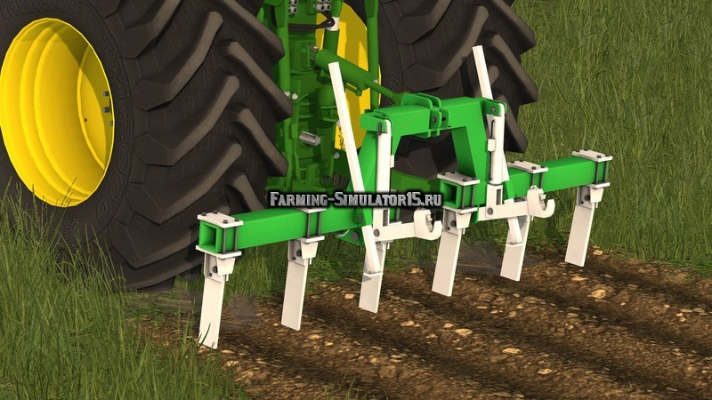 Мод плуг Peterse Eco Subsoiler v 1.0 Farming Simulator 15