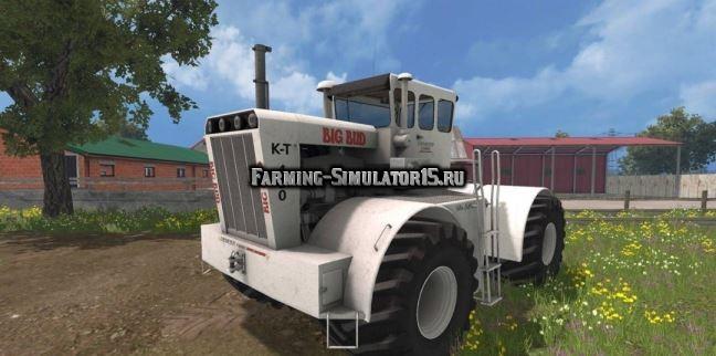 Мод трактор Big Bud K-T 450 Farming Simulator 2015