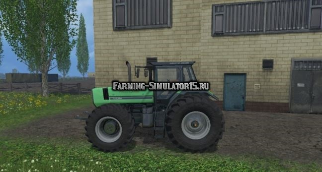 Мод трактор Deutz 693 v 1.0 Farming Simulator 15