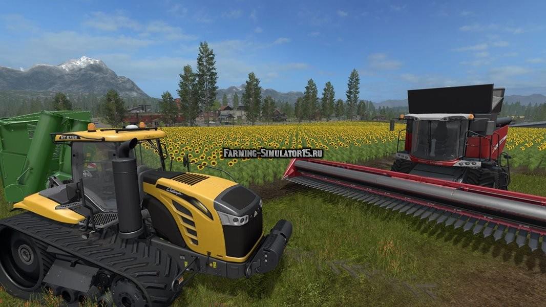 Farming Simulator 17 - новые культуры