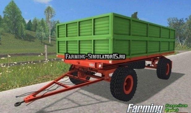 Мод прицеп Hodgep MBP 9 Farming Simulator 2015