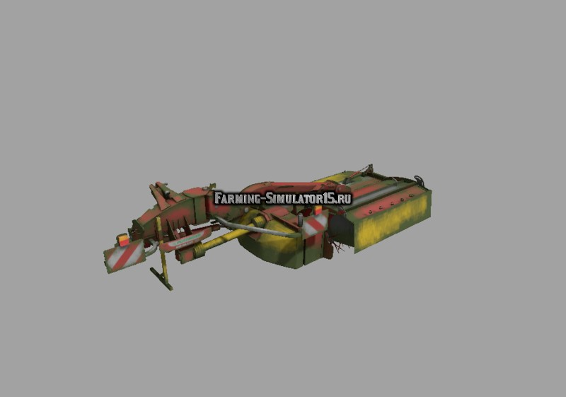 Мод косилка Poettinger Novacat 262 ED v 1.0 Farming Simulator 15