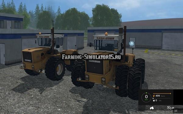 Мод трактора Raba Steiger 250 v 3.0 Farming Simulator 15