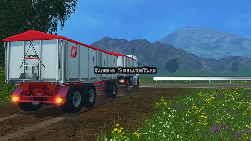 Мод скрипт Warning Light Extension v 1.1 Farming Simulator 15