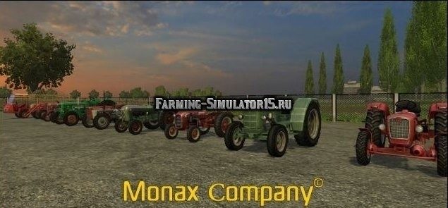 Мод Farming Classics Pack v 1.2 Farming Simulator 15
