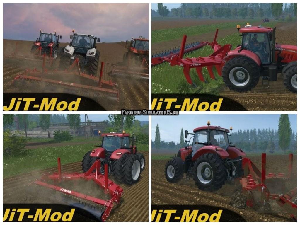 Мод JYMPA SJ Series v 1.0 Farming Simulator 15