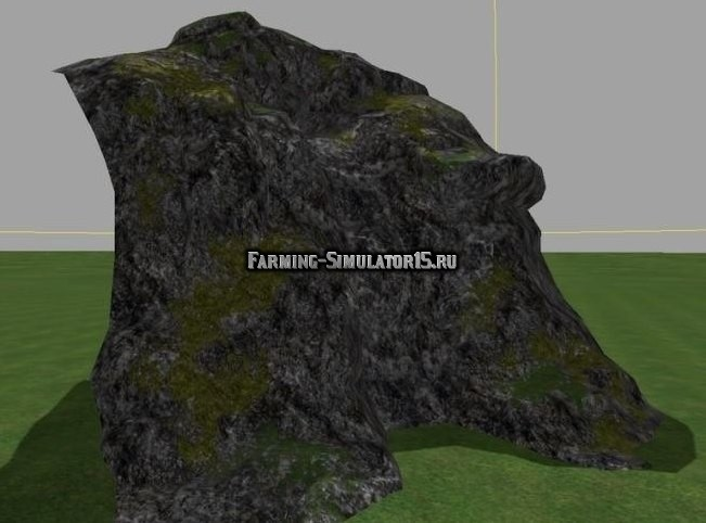 Мод Original waterfall from v 1.0 Farming Simulator 15