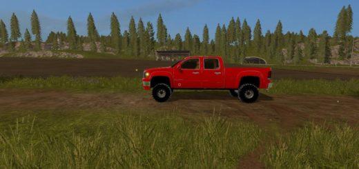 Мод FS17 2007 GMC V1 Farming Simulator 17