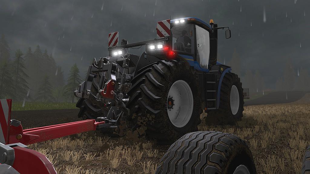 Мод FS17 4Real Module 03 – Ground Response Farming Simulator 17