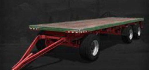 Мод прицеп FS17 BRANTNER DPW 18000 Farming Simulator 17