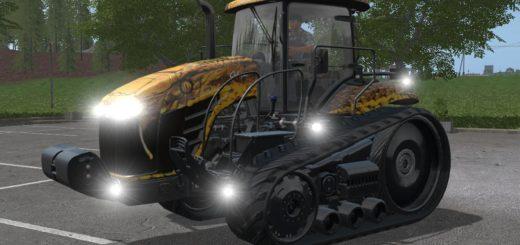 Мод трактор FS17 CHALLENGER MT700E Farming Simulator 17