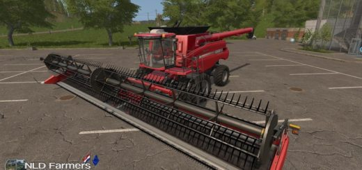 Мод комбайн FS17 Case IH230 Axial Flow 9230 Combine Pack. V 1.1 Farming Simulator 2017
