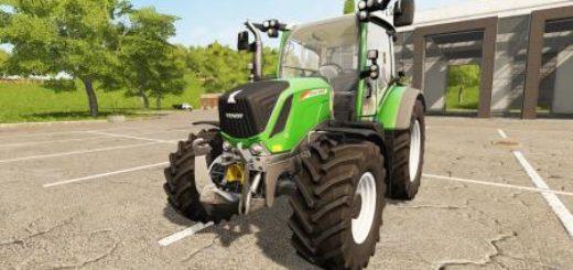Мод трактор FS17 FENDT 310 VARIO Farming Simulator 2017