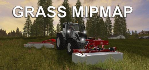 Текстуры FS17 GrassMipMap V 1.0 Farming Simulator 17