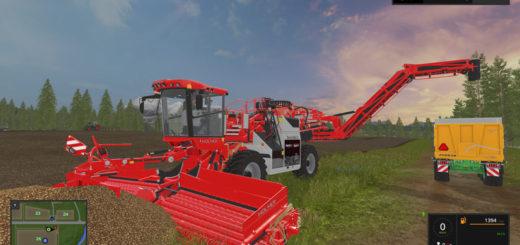 Мод FS17 Holmer Terra Felis 2 V 1.0 Farming Simulator 17