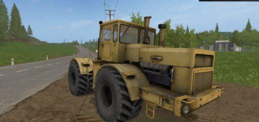 Мод трактор FS17 Kirovec 1.1 Фермер Симулятор 2017
