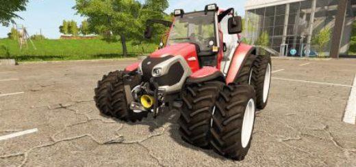 Мод трактор FS17 LINDNER LINTRAC 90 Farming Simulator 2017