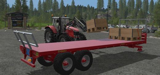 Мод прицеп FS17 Marshall BC/32 Farming Simulator 2017