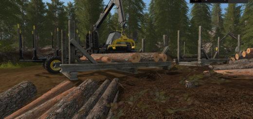 Мод FS17 Placeable Lumberyard Set LS17 V 1 Farming Simulator 17