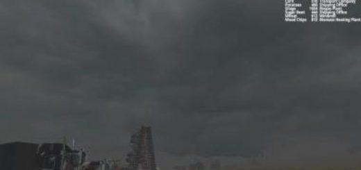Мод FS17 RAIN THUNDERSTORM SOUND Farming Simulator 17