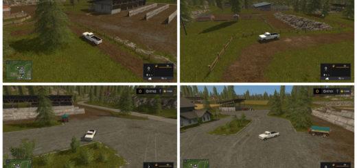 Мод карта FS17 Stiffi 2017 V 1.0 Farming Simulator 17