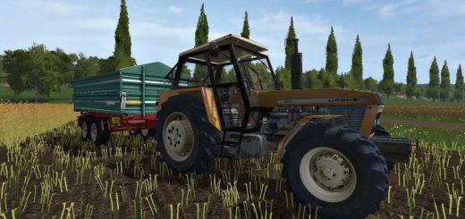Мод трактор FS17 URSUS 1614 Farming Simulator 17