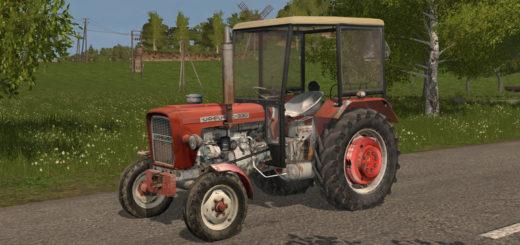 Мод трактор FS17 Ursus c330 Farming Simulator 17