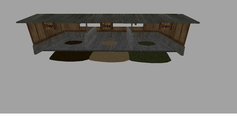 Мод хранилище FS17 food storage V 1.0 Farming Simulator 17