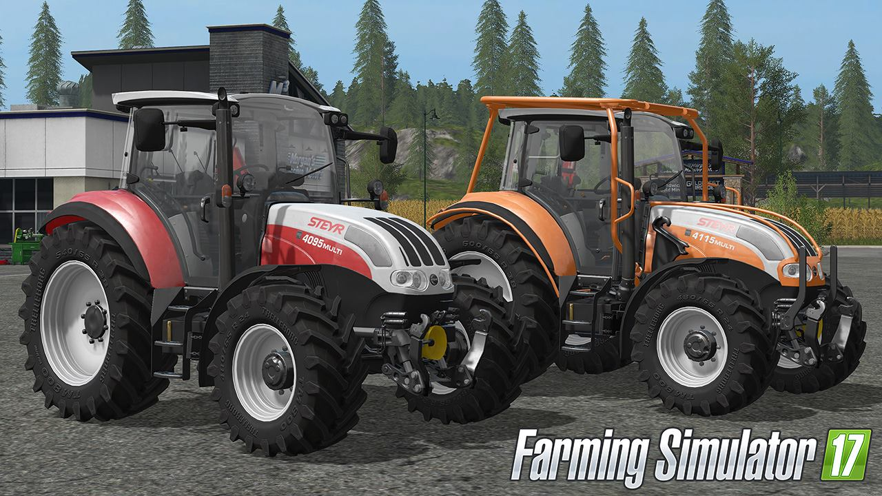 Тюнинг техники - Farming Simulator 17