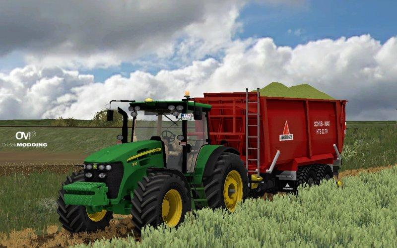Мод трактор John Deere 7930 AO v 1.0 Farming Simulator 2015