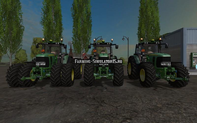 Мод трактор John Deere 6930 Final Farming Simulator 2015