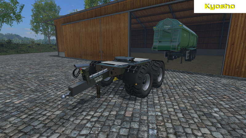Мод Krampe Dolly 20 L v 1.0.0 Farming Simulator 15