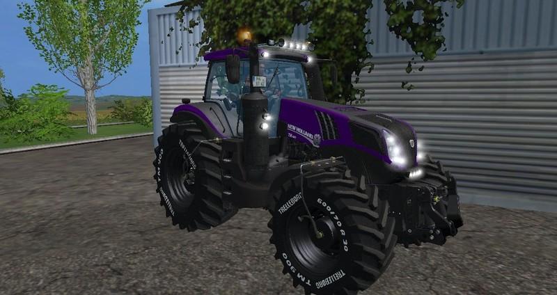 Мод трактор Reaver NT842 v.2.2 Farming Simualtor 15