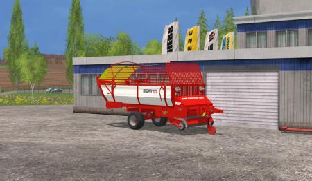 Мод прицеп SIP Senator 26 v 1.0 Farming Simulator 15