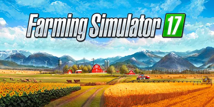 Скачать Farming Simulator 17 v 1.2.1
