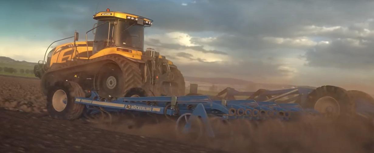 Farming Simulator 17 вышла на PC, Xbox One и PS4