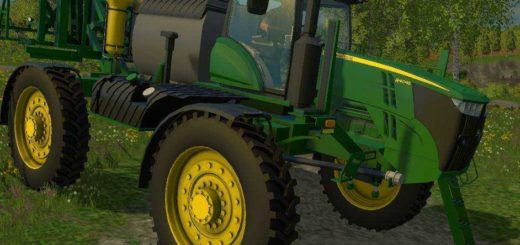 Мод опрыскиватель John Deere 4045 Sprayer v 1.0 Farming Simulator 2015