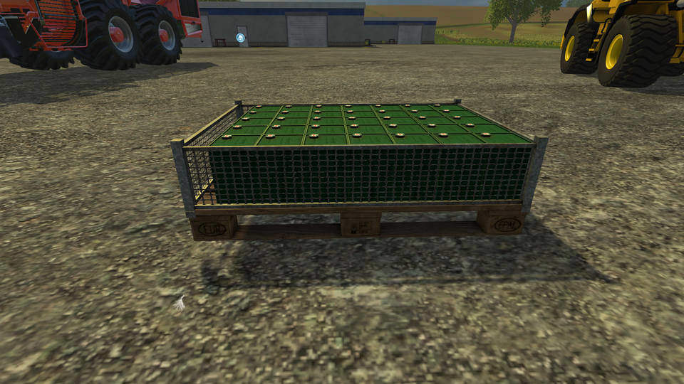Мод Pall of Castrol Oil Farming Simulator 2015
