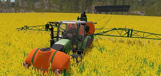 Мод топтание посевов 4REAL MODULE 01 - CROP DESTRUCTION V1.0.0.2 Farming Simualtor 2017