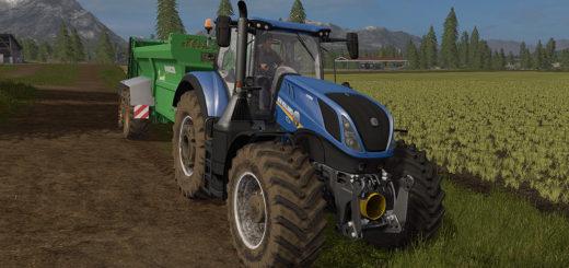 Мод скрипт FS17 4Real Module 02 – Tire Dirt v1.0.1.0 Farming Simulator 17