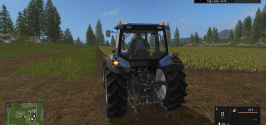 Мод AUTO TURN OFF TURN LIGHTS Farming Simulator 17