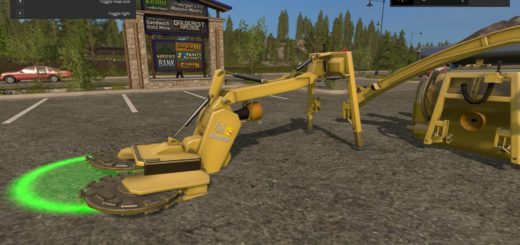 Мод BEAVER PACK V1 Farming Simulator 17