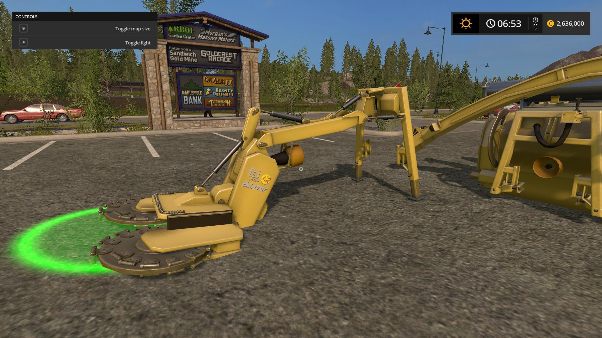 Мод BEAVER PACK V1 Farming Simulator 17