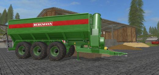 Мод Bergmann GTW 430 Multifruit v 1.1 Farming Simulator 2017