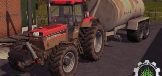 Мод BSA 12500 ManureSprayer v 1.0 Farming Simulator 17