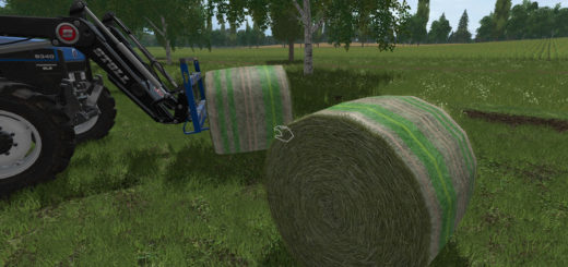 Текстуры Bale Texture NEW V 1.0 Farming Simulator 2017