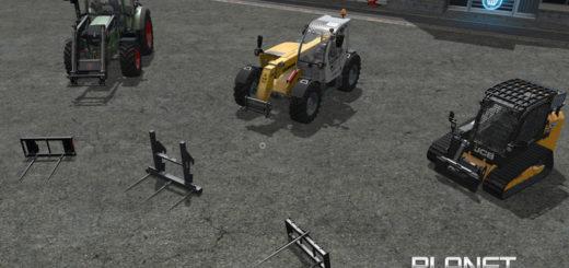 Мод Ball forks Attacher v 17.0.0 Farming Simulator 17